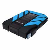 Disco Duro Externo Adata Hd710 2tb 3.1 Azul Ahd710p-2tu31