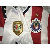 Parche Lextra Jersey Chivas Campeón Clausura 2017