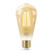 Lampara Led Wiz Wifi Filamento Edison E27 6.9w