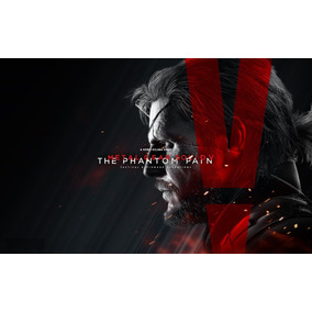 Metal Gear Solid V The Phantom Pain- Pc Digital
