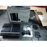 Playstation 3 Fat + 1 Terabyte De Hd Com 73 Jogos Cabo Hdmi