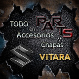 Paragolpe Delan.3 Puertas Suzuki Vitara 92/97 Imp. Y Mas...