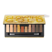 Avon No Bbb - Paleta De Sombras - Glowing Gold