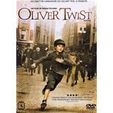 Dvd Oliver Twist, De Polanski, Base Charles Dickens, 2005 +