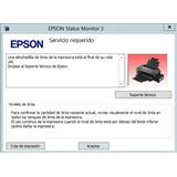Reset Epson L375-l475; L130-l220-l310-l360-l365 (ilimitado)