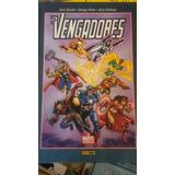 Libro De Avengers Tapa Dura Panini Nuevo