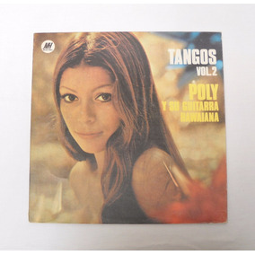 Poly Y Su Guitarra Hawaiana Tangos Vol. 2 Lp Vinilo