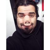 Nariz De Chancho, Pig Nose, Chanchito,teatro, Payaso, Clown
