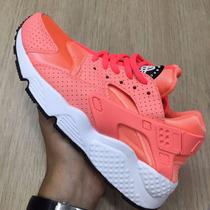 Tenis Zapatillas Zapatos Nike Huarache Dama