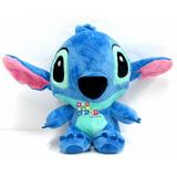 Stitch Peluche Tela Plush Suave 32 Cm Disney Lillo & Stitch