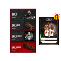 Jd Zombie + Gnasher + Lancer Skin Gears Of War 4 + Regalos