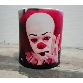 Taza Magica Payaso Eso It Stephen King Personalizada