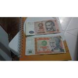 Billetes Peruanos Antiguos