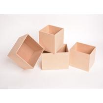 Caja De Madera Mdf Variedad De Tamaños