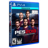 Pes 2018 Ps4 Fisico Pes2018 Playstation 4 Pes18 - Palermo