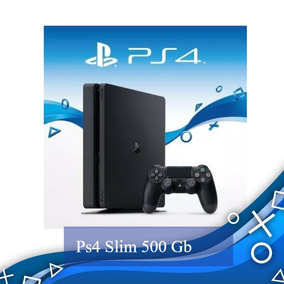 Ps4 Slim Playstation 4 500 Gb Original