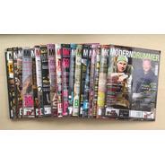 Revistas Modern Drummer