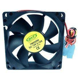 Cooler Fan Ventilador Netmak 80mm 80x80 12v Extractor