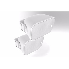 Caixa Ambiente Externo Bravox Bsa All Weather Aw6 60w Branco