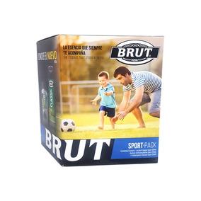 Sport Pack Brut Loción 100ml Antitranspirante 210ml