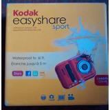 Camara Kodak Easyshare Sport C135 Sumergible