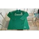 e4bf0e87ff Camisa Palmeiras Goleiro Manga Longa Retro Adidas Oficial G ...