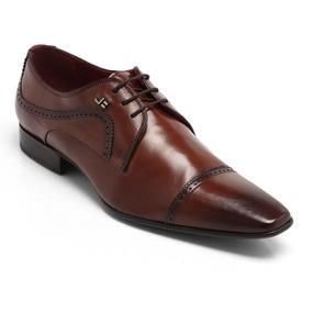 Sapato Jorge Bischoff Couro Mouro J48008015a03