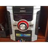 Equipo De Sonido Sony Genezy Mhc-gt22