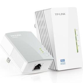 Extensor De Señal Wifi Tp Link Wpa4220kit 300mbps Env Gratis