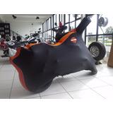 Capa Moto Harley Davidson V Rod Night Rod Para Hd Bordada