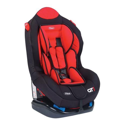 Autoasiento para carro Prinsel GTI rojo