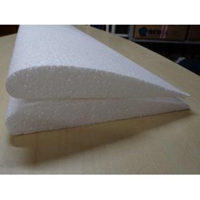 Asa Cortada Em Isopor P3 19.5cm X 1.20cm (1par)