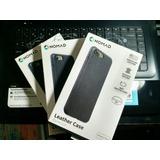 Capa Iphone 7/8 E 7/8 Plus Couro Original Nomad