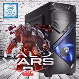 Cpu Gamer I3 7100 Ram 8gb Hdd 1tb Video Rx 560 4gb Ddr5