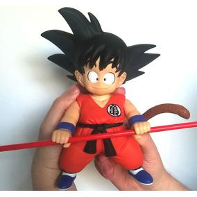 Boneco Goku Dragon Ball Z 21cm - 12x S/j Frete Grátis