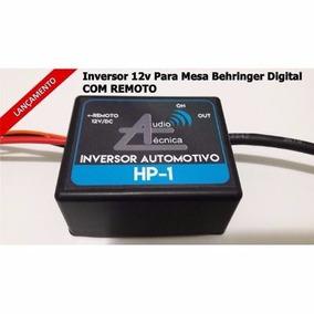 Inversor Mesa Behringer 502 802 1002 1202 Xenyx Hp-1 C Remot