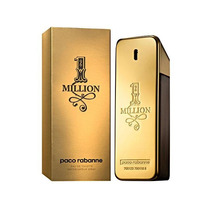 Perfume 1 One Million 200ml - Paco Rabanne Original Lacrado
