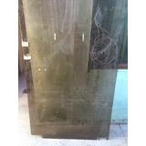 Puerta Vidrio Blindex 2,05 X 0,91mts Fume Tonalizada Liquido