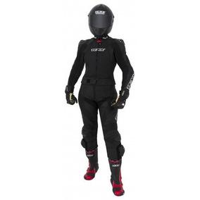 Macacão Feminino Motociclista Texx Diana 2 Peças Racing