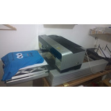 Impressora Têxtil Dtg3880 - Impressão Direta Em Camisetas