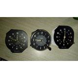Reloj Horario Peugeot 404-504 Lote Tres Relojes