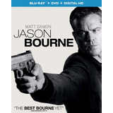 Blu Ray Jason Bourne Estreno Original M Damon Dvd