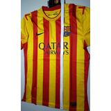 Camisa Barcelona Original 13/14 Tam M Jogador - Última Peça!