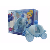 Perfume Disney Princesas 100ml Carroza Mágica Cenicienta