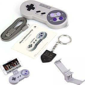 Snes Controle Bluetooth Super Nintendo Nes Snes30 Nes30