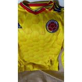 Nueva Camiseta Seleccion Colombia Rusia 2018