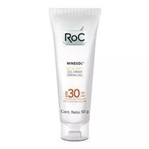 Protetor Solar Roc Minesol Actif Unify Fps30 Gel-creme 50g