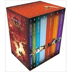 Box Coleção Harry Potter - Edição Premium - 7 Livros