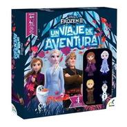 Frozen Juego De Mesa Un Viaje De Aventura Disney Hasbro