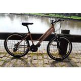 Bicicleta Dama Bruzzoni Rodado 26 21 Vel Suspension